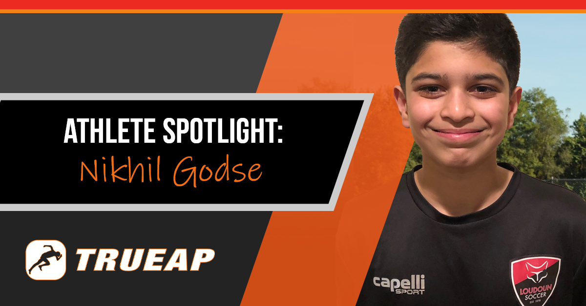 Athlete Spotlight: Nikhil Godse - True AP